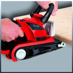 Belt Sander TE-BS 8540 E Detailbild 5