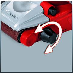 Belt Sander TE-BS 8540 E Detailbild 3