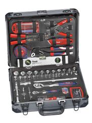 Productimage Handtool Sets assorted Tool Case, 129 pcs.