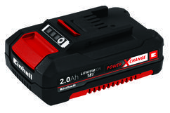 Battery 18V 2,0 Ah Power-X-Change Produktbild 1