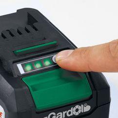 Battery Gardol 20V/4,0 Ah PXC Battery Detailbild 1