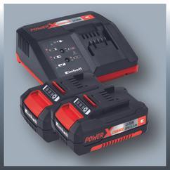 Power Tool Kit TE-TK 18 Li Kit (CD+CI) Detailbild 4