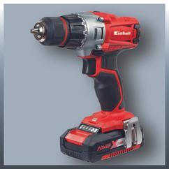 Power Tool Kit TE-TK 18 Li Kit (CD+CI) Detailbild 1