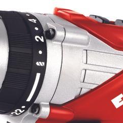 Cordless Drill RT-CD 14,4/1 Detailbild 8