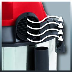 Wet/Dry Vacuum Cleaner (elect) TC-VC 1930 SA Car-Kit Detailbild 4