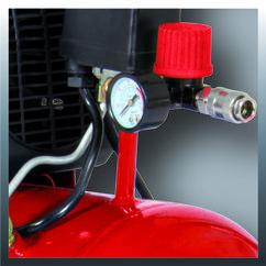Air Compressor TC-AC 190/24/8; Ex; Br; 220 V Detailbild 2
