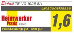 Wet/Dry Vacuum Cleaner (elect) TE-VC 1925 SA Detailbild 1