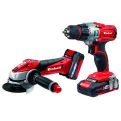 Productimage Power Tool Kit TE-TK 18 Li Kit (CD+AG)
