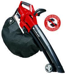Productimage Cordless Leaf Vacuum GE-CL 36 Li E-Solo