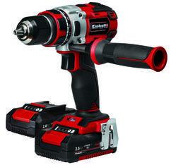 Productimage Cordless Drill TE-CD 18 Li BL (2x2,0 Ah)