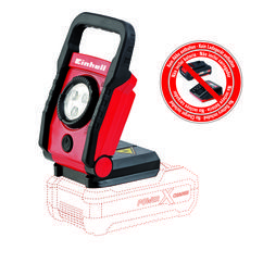 Productimage Cordless Light TE-CL 18 Li-Solo; EX; ARG