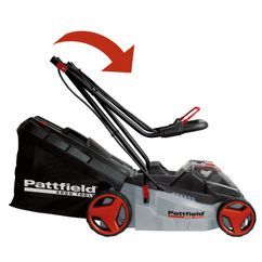 spareparts for pe arm 3336 li pattfield cordless lawn mower. Black Bedroom Furniture Sets. Home Design Ideas