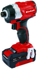 Productimage Cordless Impact Driver TE-CI 18 Li BL Kit 4.0