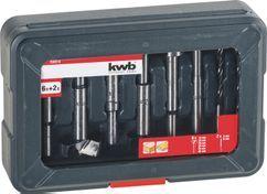 Power Tools Accessory For-Bo-Satz 8tlg 15-40 PWRBOX Produktbild 1