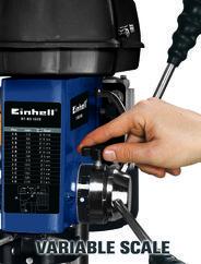 Bench Drill BT-BD 1020 Detailbild 2