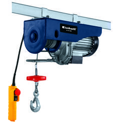 Electric Hoist BT-EH 600 Detailbild 1