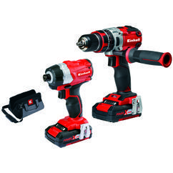 Productimage Power Tool Kit TE-TK 18 (CD+CI); EX: PE