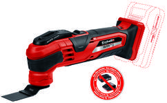 Productimage Cordless Multifunctional Tool VARRITO