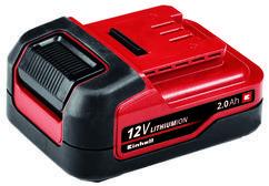 Productimage Battery 12V 2,0Ah Li-Battery