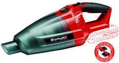 Productimage Cordless Vacuum Cleaner TE-VC 18 Li-Solo