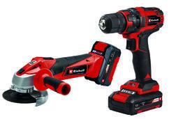 Productimage Power Tool Kit TC-TK 18 Li Kit