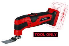 Productimage Cordless Multifunctional Tool TC-MG 18 Li-Solo; EX; US