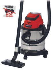 Productimage Cordl. Wet/Dry Vacuum Cleaner TC-VC 18/20 Li S-Solo