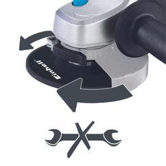 Angle Grinder Kit BT-AG 1000/1 Kit Detailbild 4