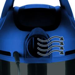 Wet/Dry Vacuum Cleaner (elect) BT-VC 1115 Detailbild 2