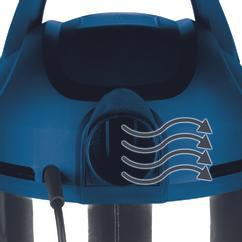 Wet/Dry Vacuum Cleaner (elect) BT-VC 1215 S Detailbild 1