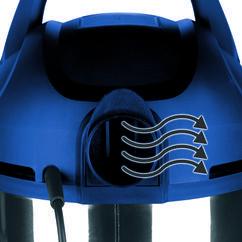 Wet/Dry Vacuum Cleaner (elect) BT-VC 1250 S Detailbild 2