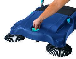 Push Sweeper BT-SW 800/1 Detailbild 1