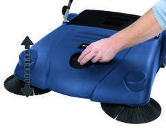 Push Sweeper BT-SW 700 Detailbild 3