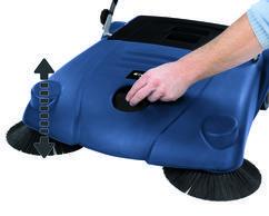 Push Sweeper BT-SW 700 Detailbild 2