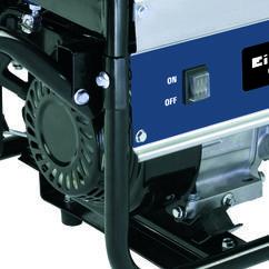 Power Generator (Petrol) BT-PG 2800 Detailbild 3