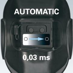 Automatic Welding Mask Automatik-Schweissschirm Detailbild 2