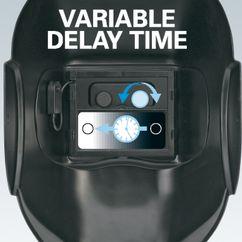 Automatic Welding Mask Automatik-Schweissschirm Detailbild 3