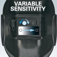 Automatic Welding Mask Automatik-Schweissschirm Detailbild 4