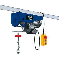 Electric Hoist SHZ 1000 Last-Set Detailbild 3