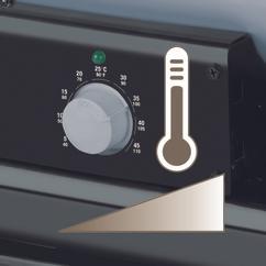 Hot Air Generator (Diesel) DHG 200 Detailbild 1