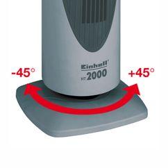 Fan Heated Tower HT 2000 Detailbild 2