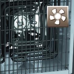 Electric Heater EH 3000 Detailbild 3
