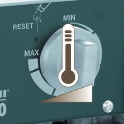 Electric Heater EH 5000 Detailbild 4