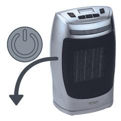 Heating Fan NKH 1800 D Detailbild 3