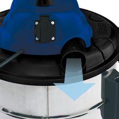 Wet/Dry Vacuum Cleaner (elect) H-SA 50 Detailbild 1