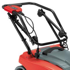 Electric Lawn Mower E-EM 1538 Detailbild 6