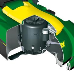 Electric Lawn Mower Supra 3810 E Detailbild 1