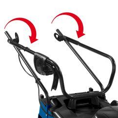 Electric Lawn Mower REM 1643 Detailbild 1