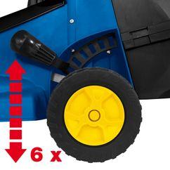 Electric Lawn Mower REM 1643 Detailbild 2