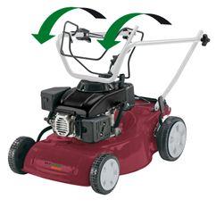 Petrol Lawn Mower BHR 46; EX; CH Detailbild 1